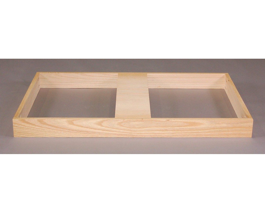 SMI Oak Base for 24 x 36 Plan File F2436 FB