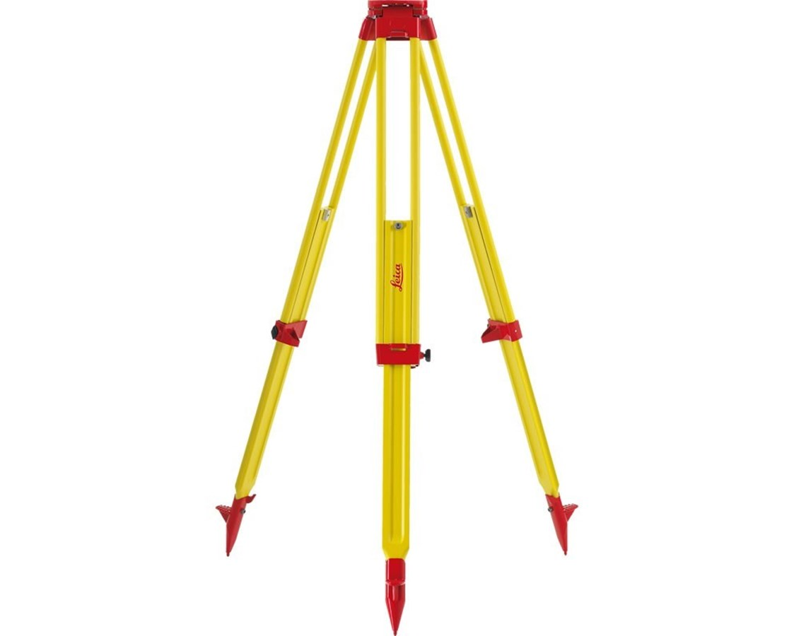 Leica GST120-9 Heavy Duty Wood Tripod 667301
