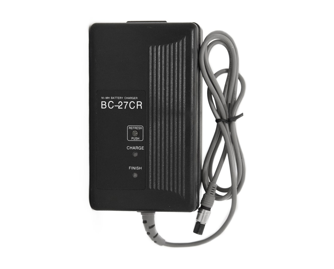 AdirPro BC 27CR Charger for Topcon NiMH Batteries