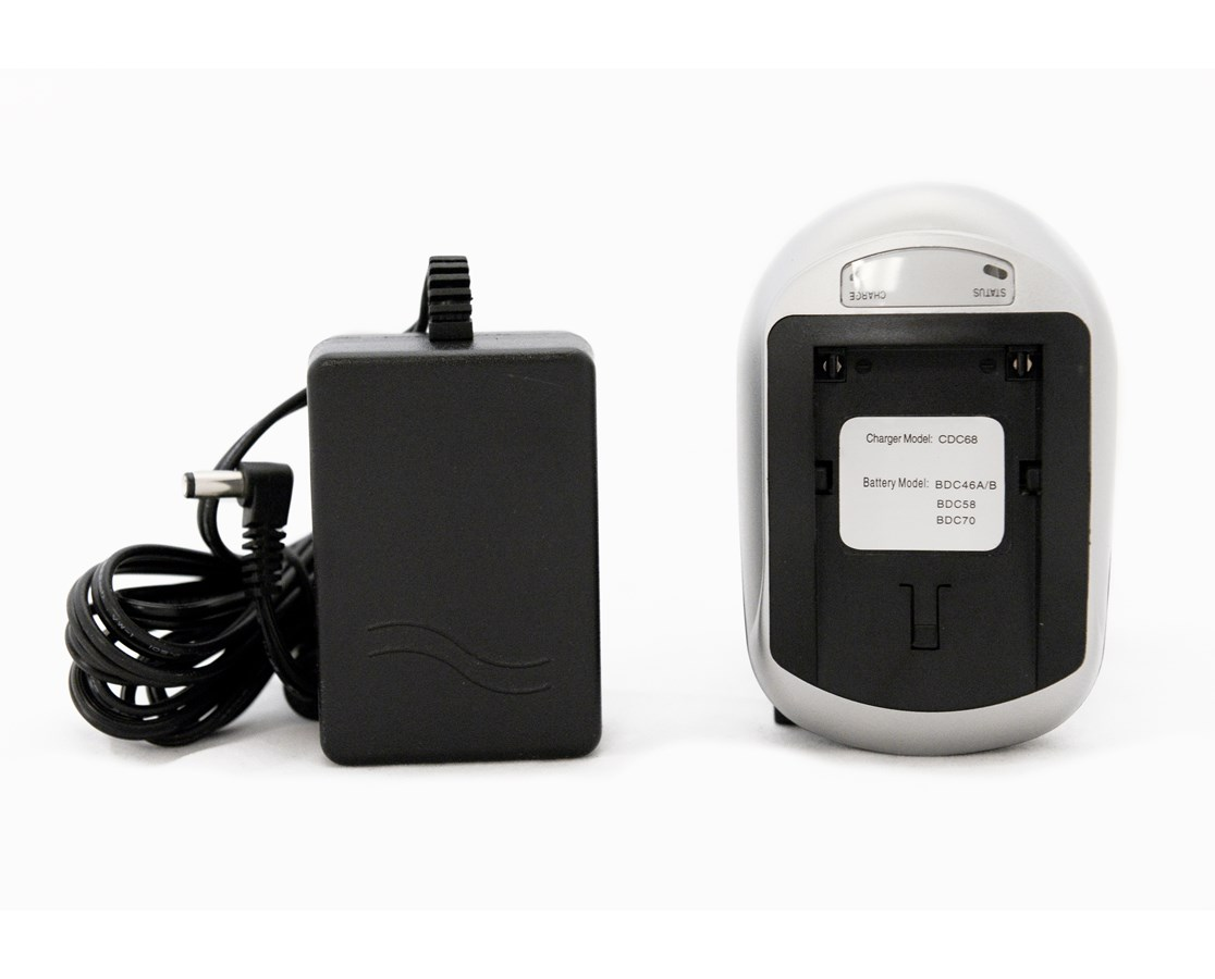AdirPro CDC68 Charger for Topcon and Sokkia Li Ion Batteries