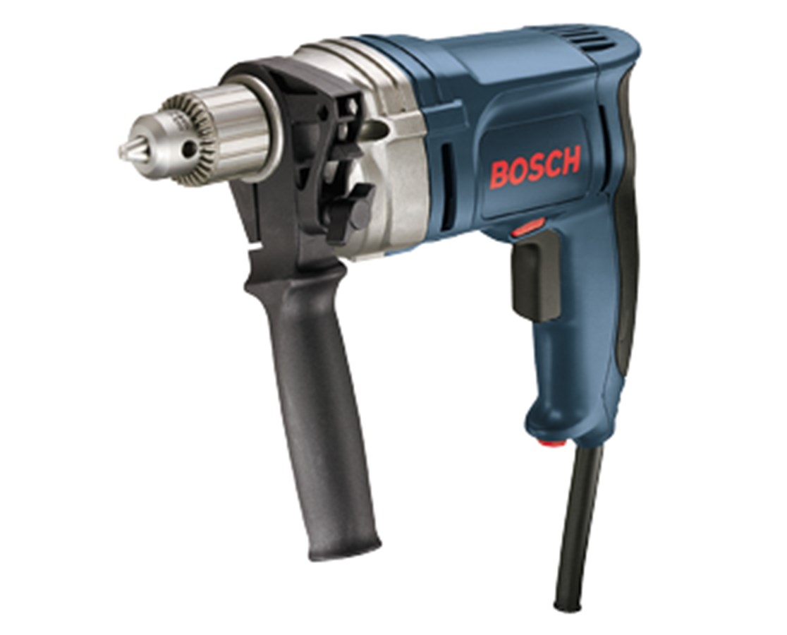 "Bosch 1030VSR 3/8"" Corded High-Speed 7.5 Amp Drill BOS1030VSR"