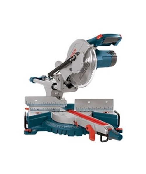 "Bosch 4405 10"" Single-Bevel Slide Miter Saw with Upfront Controls BOS4405"