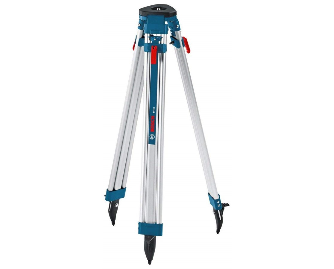 Bosch BT160 Aluminum Quick Clamp Tripod