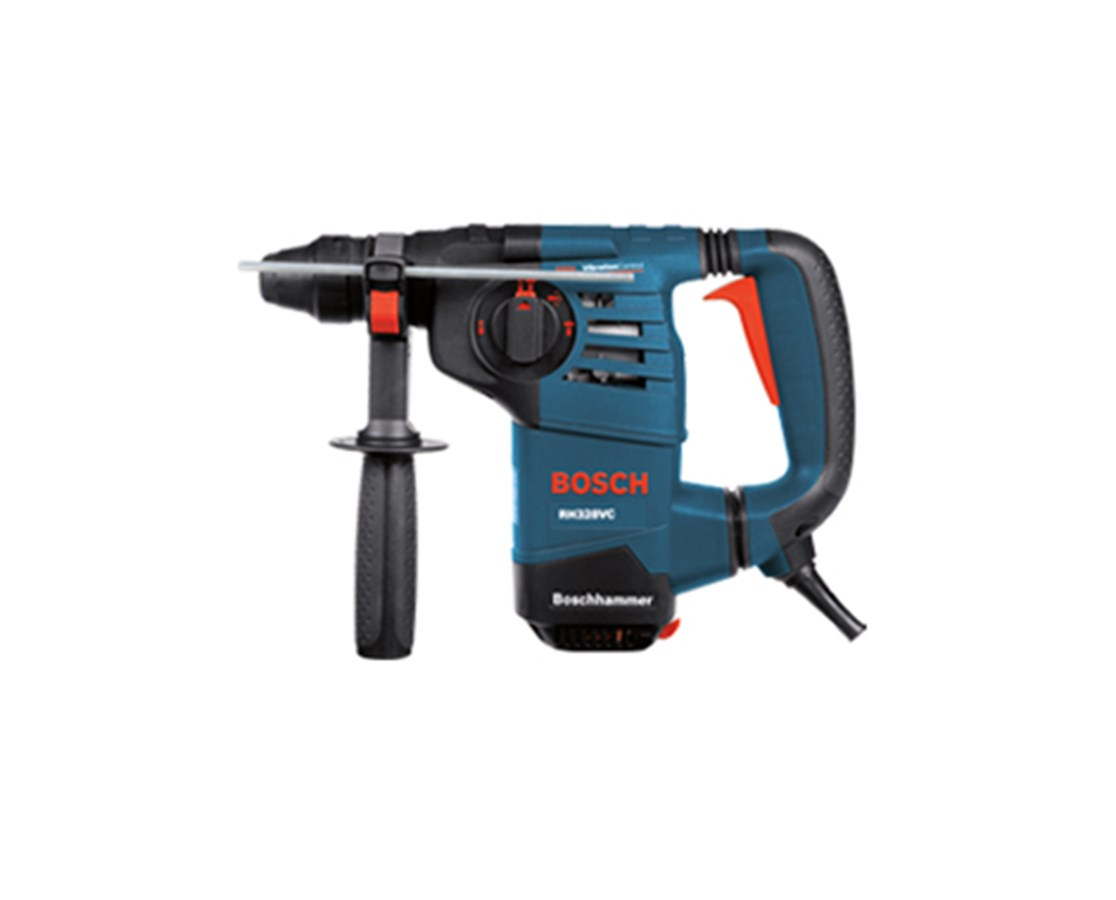 bosch rh328vc 1 1 8in sds plus rotary hammer tiger supplies. Black Bedroom Furniture Sets. Home Design Ideas