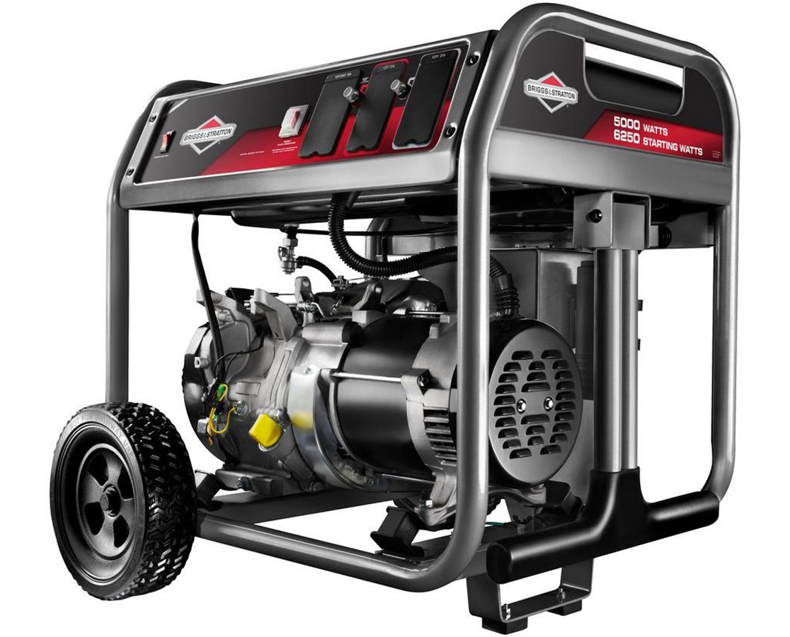 Briggs & Stratton Gas Powered Portable Generator