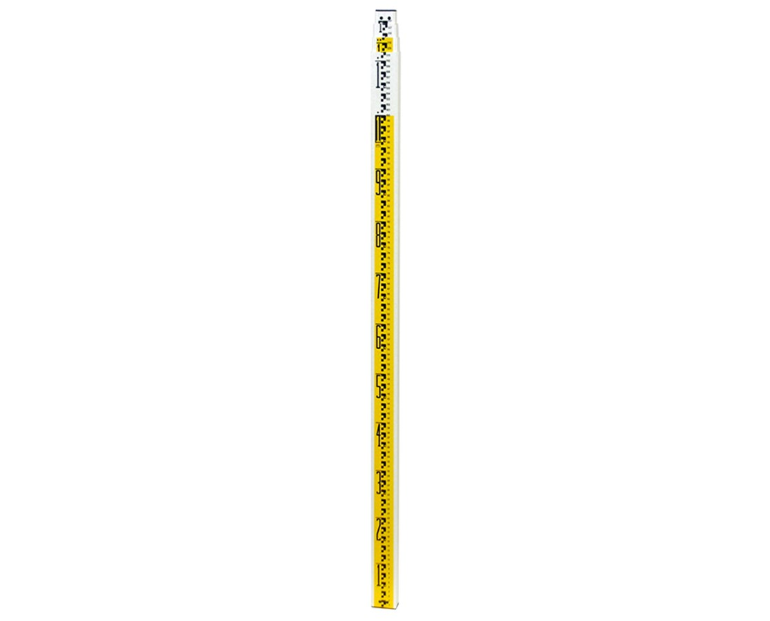Crain 4 m Rectangular CR Series Leveling Rods 92026