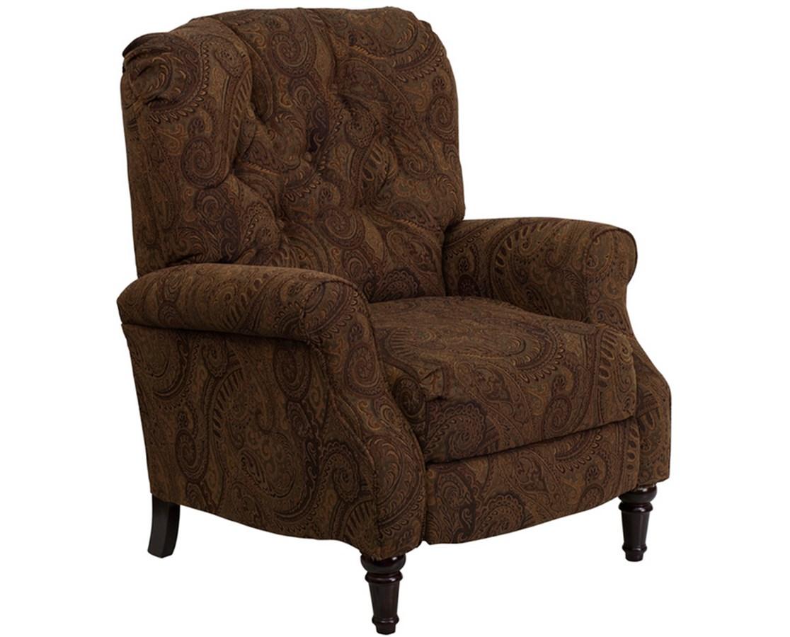 Flash Furniture Traditional Tobacco Fabric Tufted Hileg