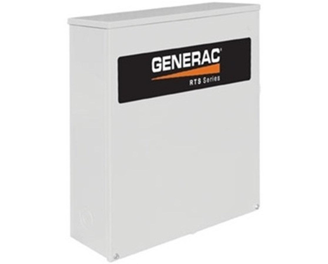 Generac Three-Phase Non-Service Rated Automatic Transfer Switch GENRTSN100G3-