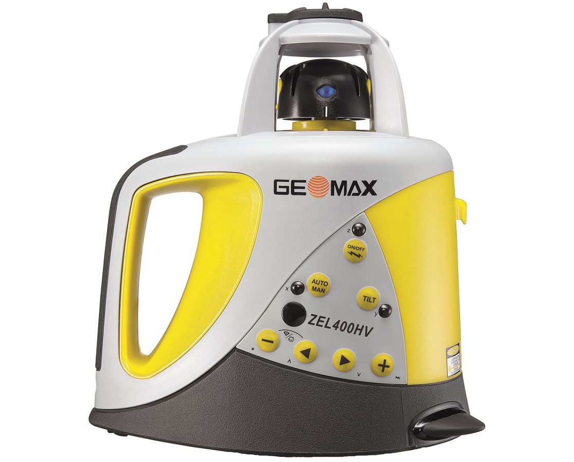 Geomax ZEL400H Self-Leveling Rotary Laser GEO6010629-