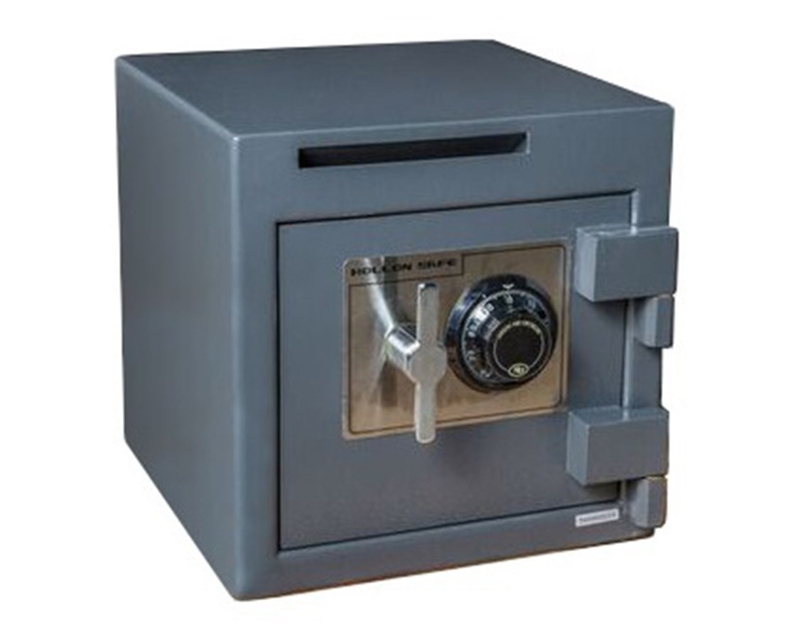 Hollon B-Rated 14-inch Cash Safe with Drop Slot