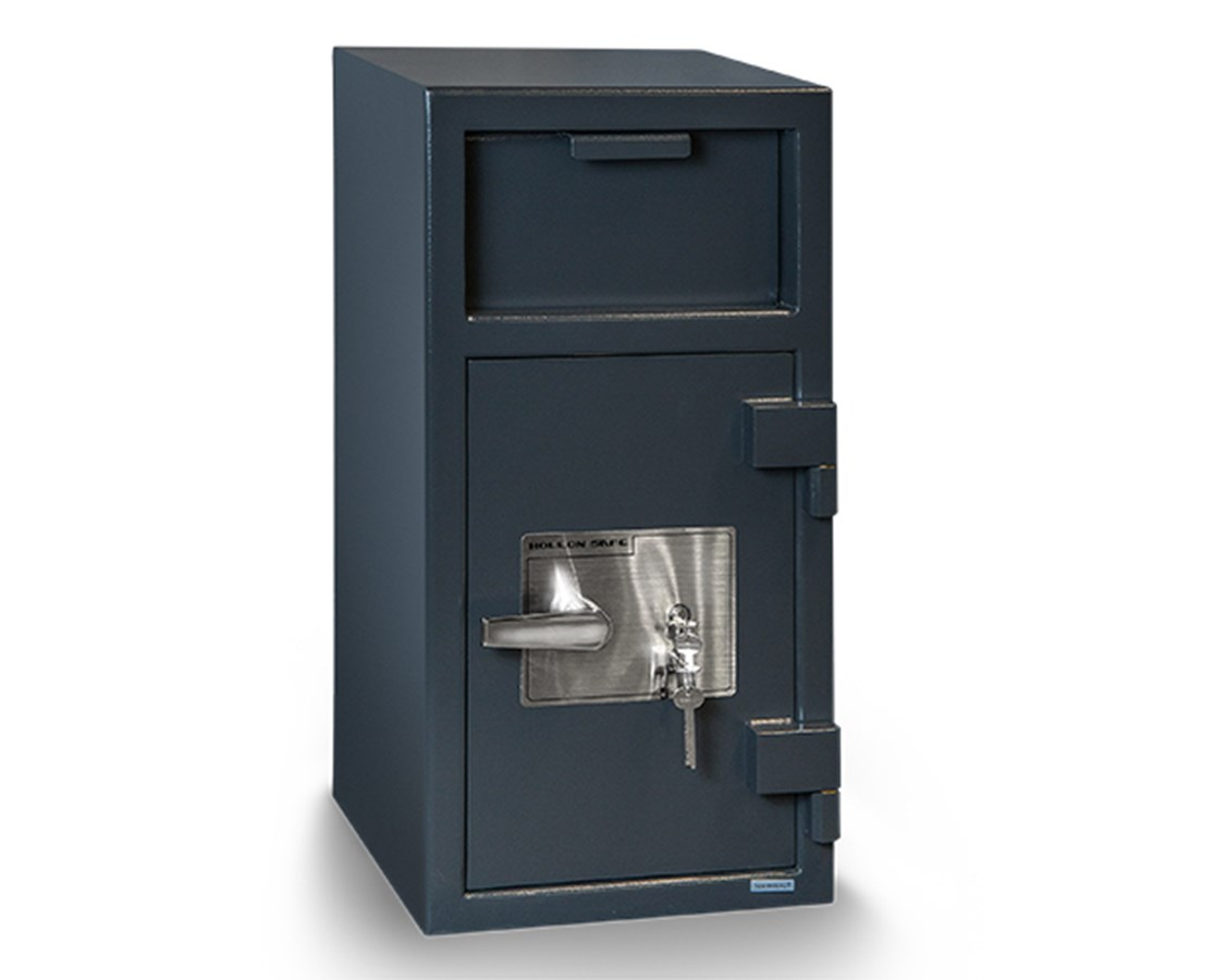 FD-2714K Hollon Dual Key Lock 1.55 Cu Ft Depository Safe