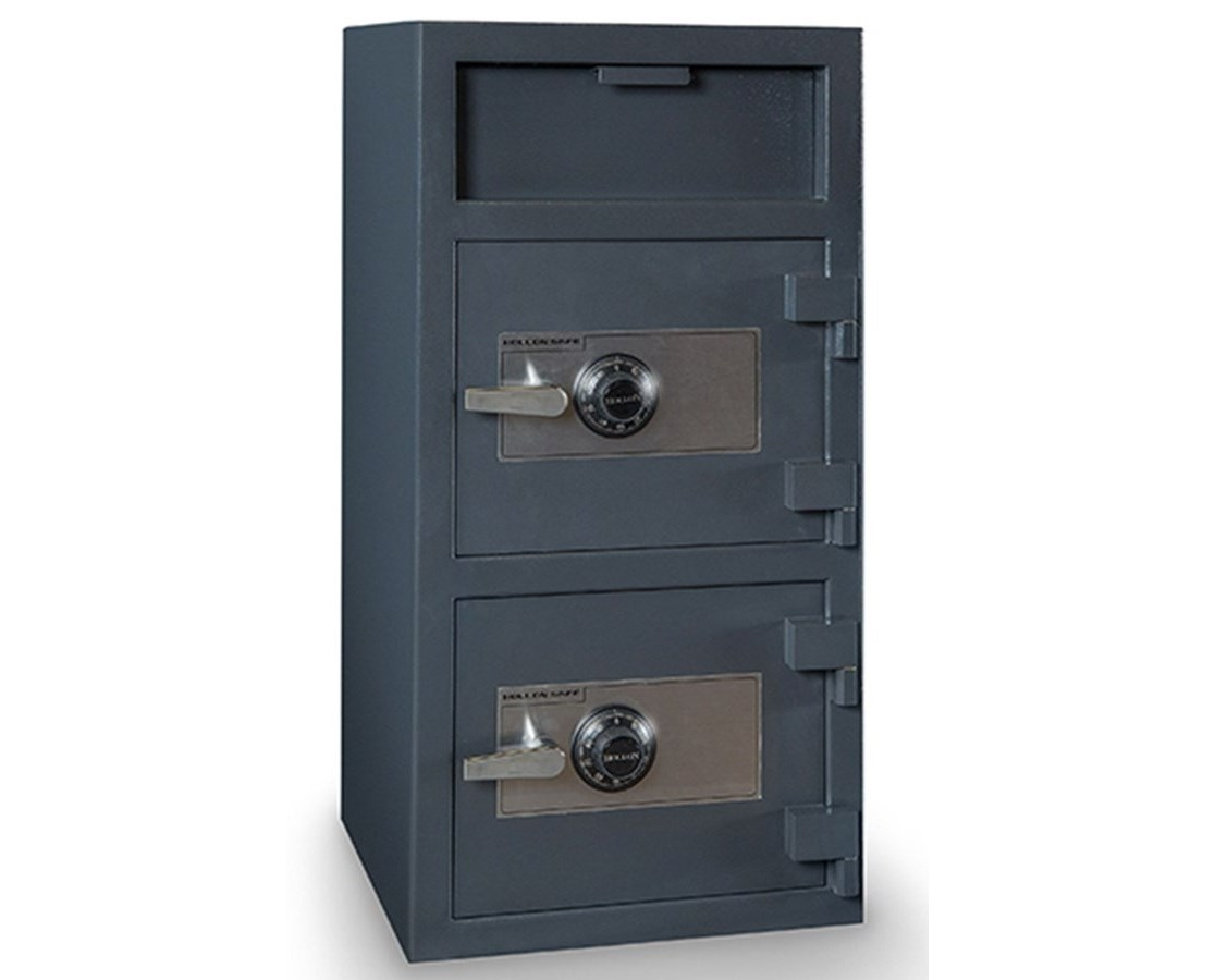 Hollon 40 x 20 Double Door B-Rated Depository Safe