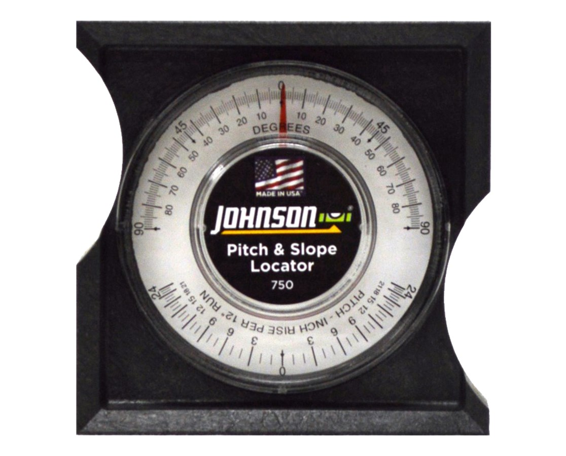 Johnson Level Pitch & Slope Locator JOH750