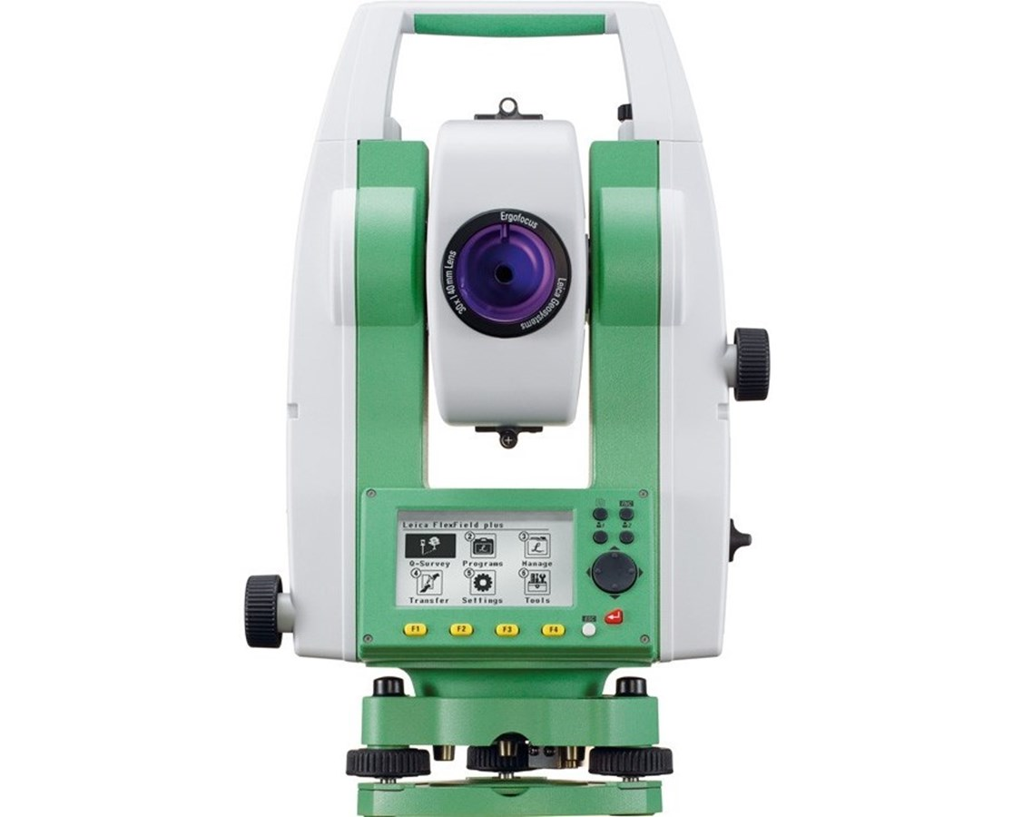 Leica Flexline TS02Plus Reflectorless Manual Total Station - with Bluetooth  Option (For Standard Measurement)