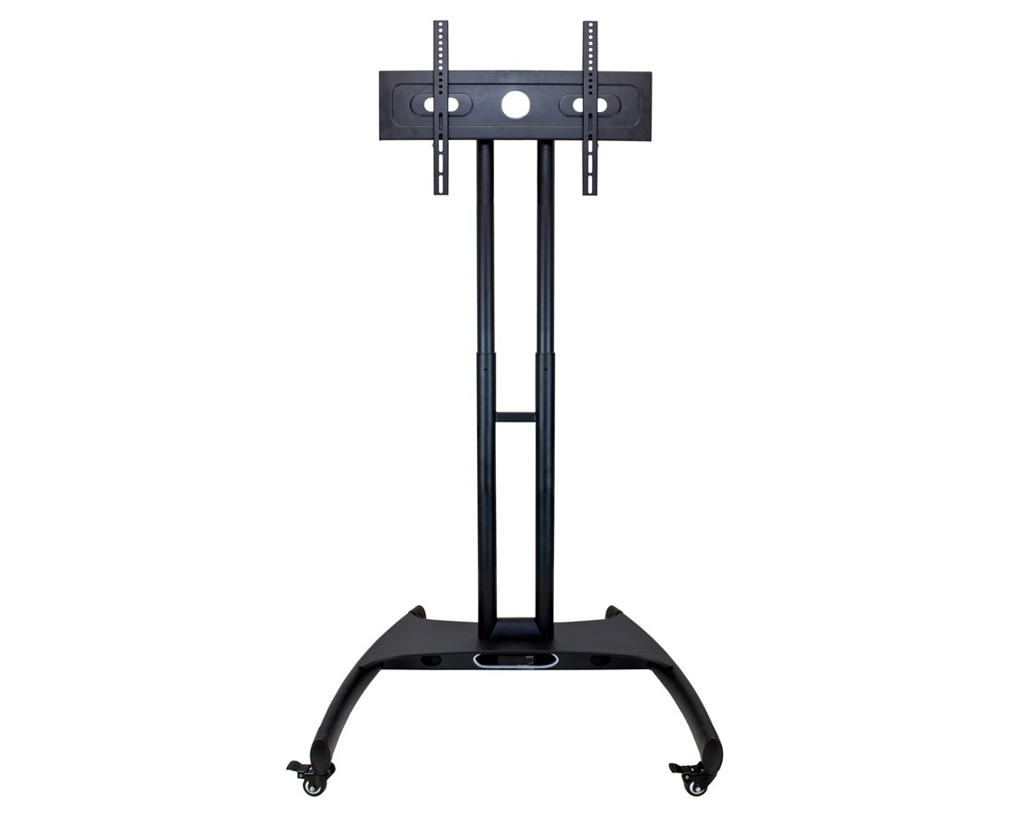 Luxor Adjustable Height LCD TV Stand with Mount LUXFP2000-