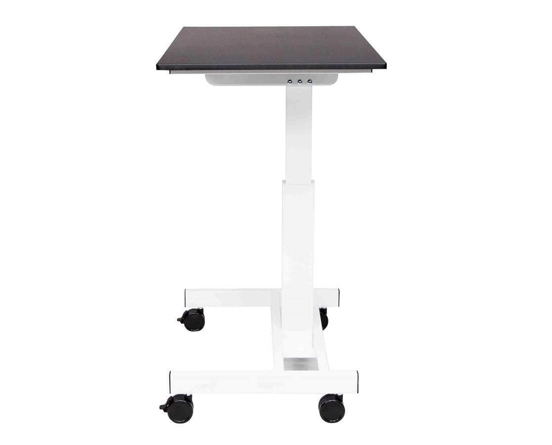 Luxor 40 Quot Single Column Crank Stand Up Desk Tiger Supplies
