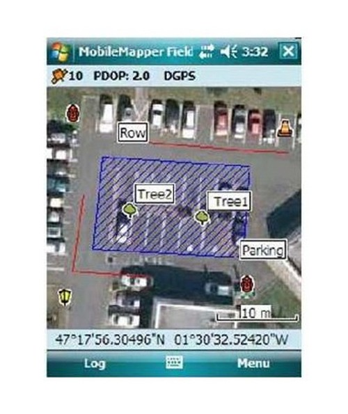 Ashtech MobileMapper Field Software MAG990604