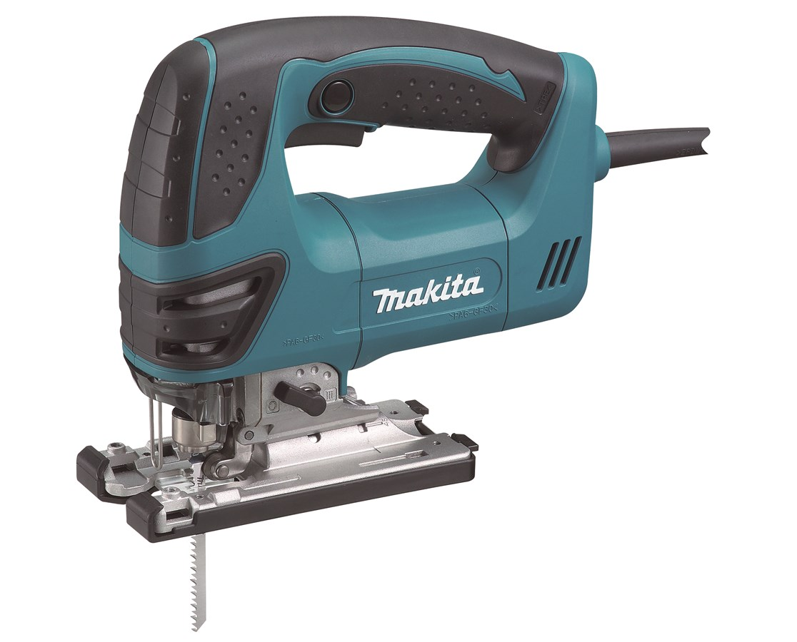 Makita 4350FCT Top Handle Jig Saw with L.E.D. Light MAK4350FCT