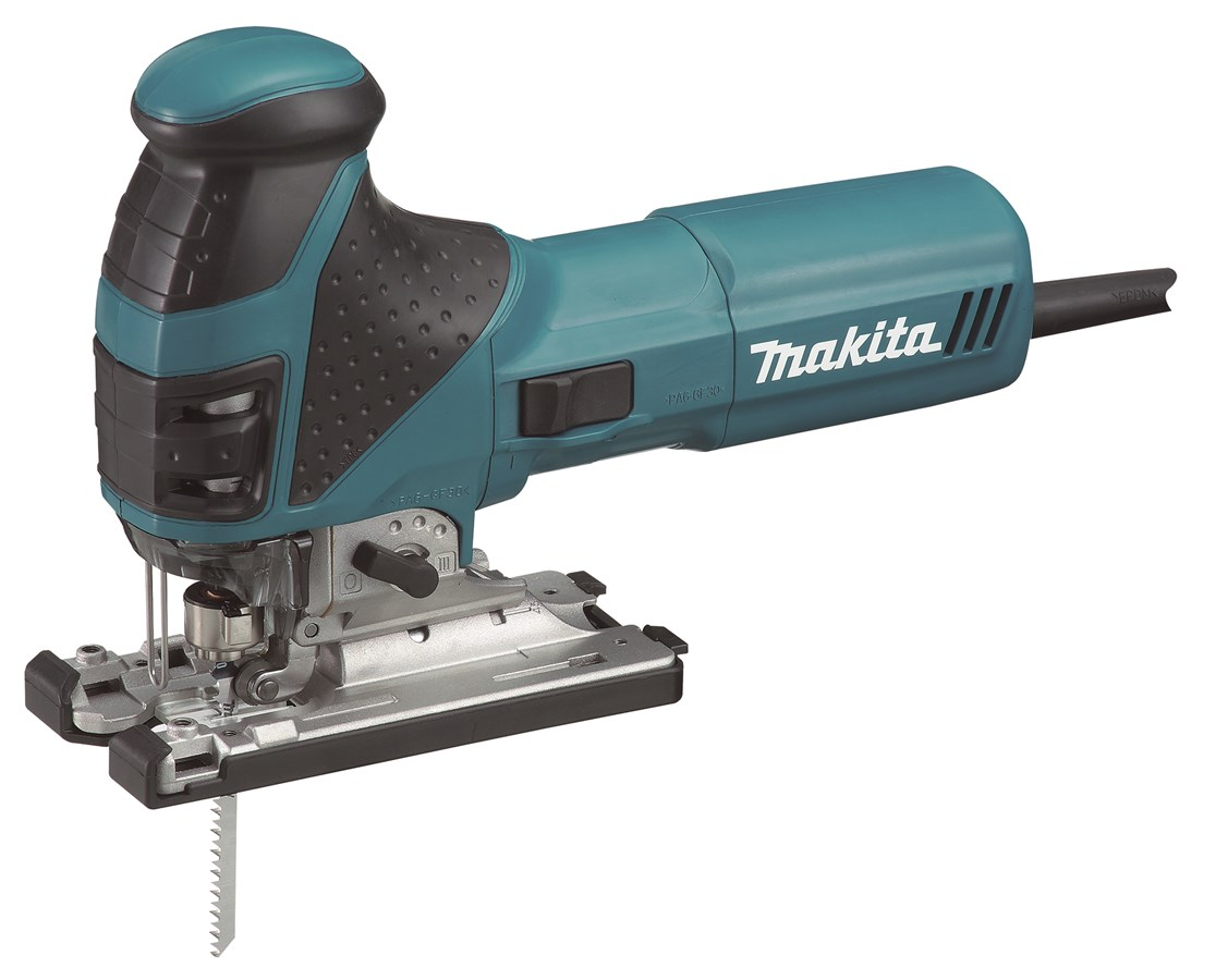 Makita 4351FCT Barrel Grip Jig Saw with L.E.D. Light MAK4351FCT