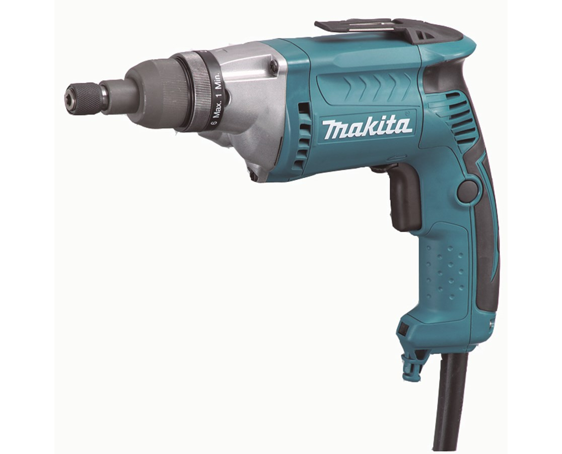 Makita FS2701 Screwdriver; 2,500 RPM, Variable Speed, reversible with L.E.D. Light MAKFS2701