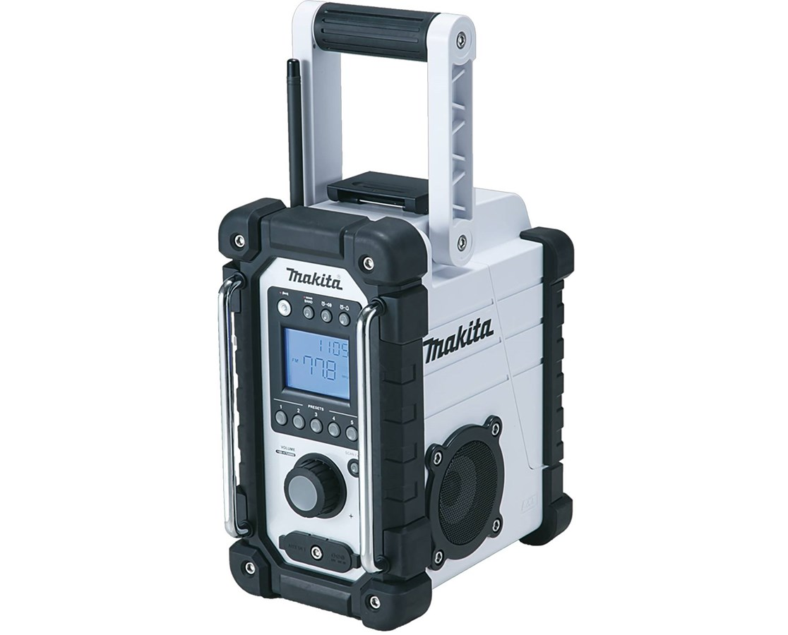 Makita 18V LXT Lithium-Ion Cordless Job Site Radio MAKXRM02W-