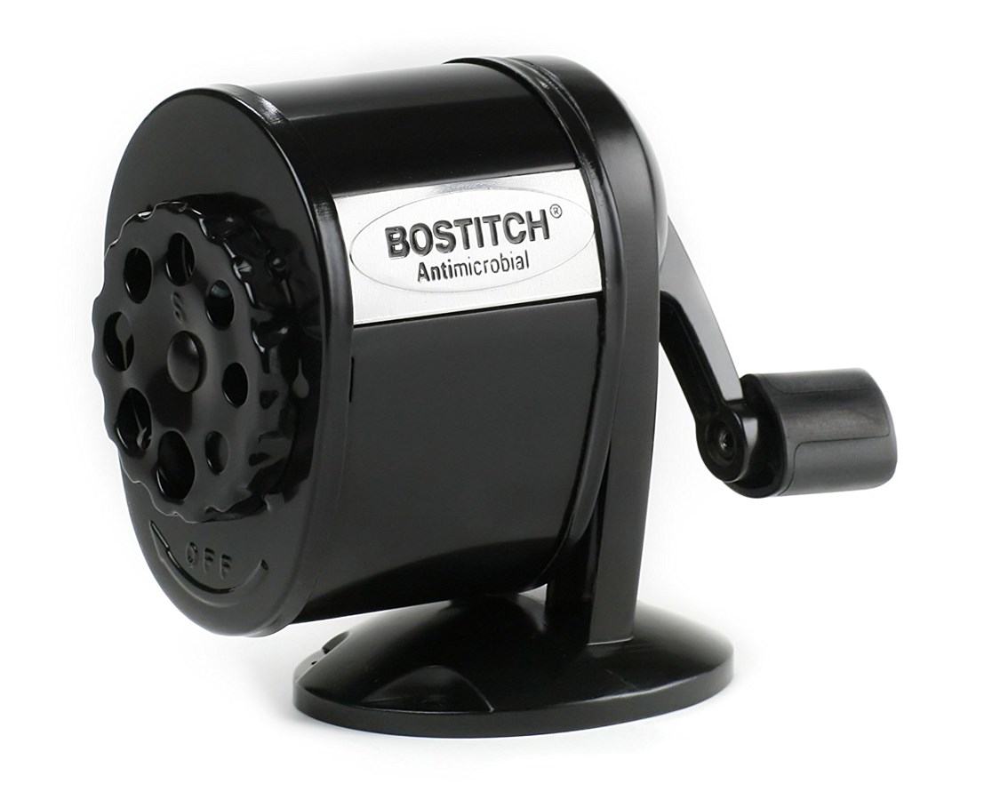 Stanley-Bostitch Manual Pencil Sharpener MPS1