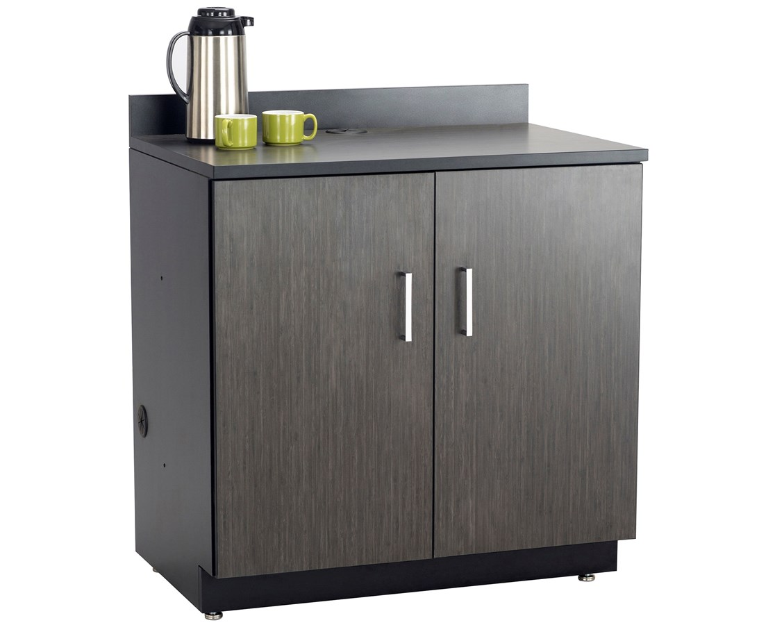 Safco Hospitality Base Cabinet, Two Door SAF1702AN-