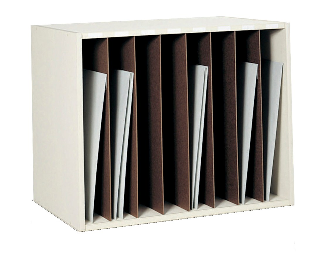 Safco Vertical Storage Shelf 3030 Tiger Supplies