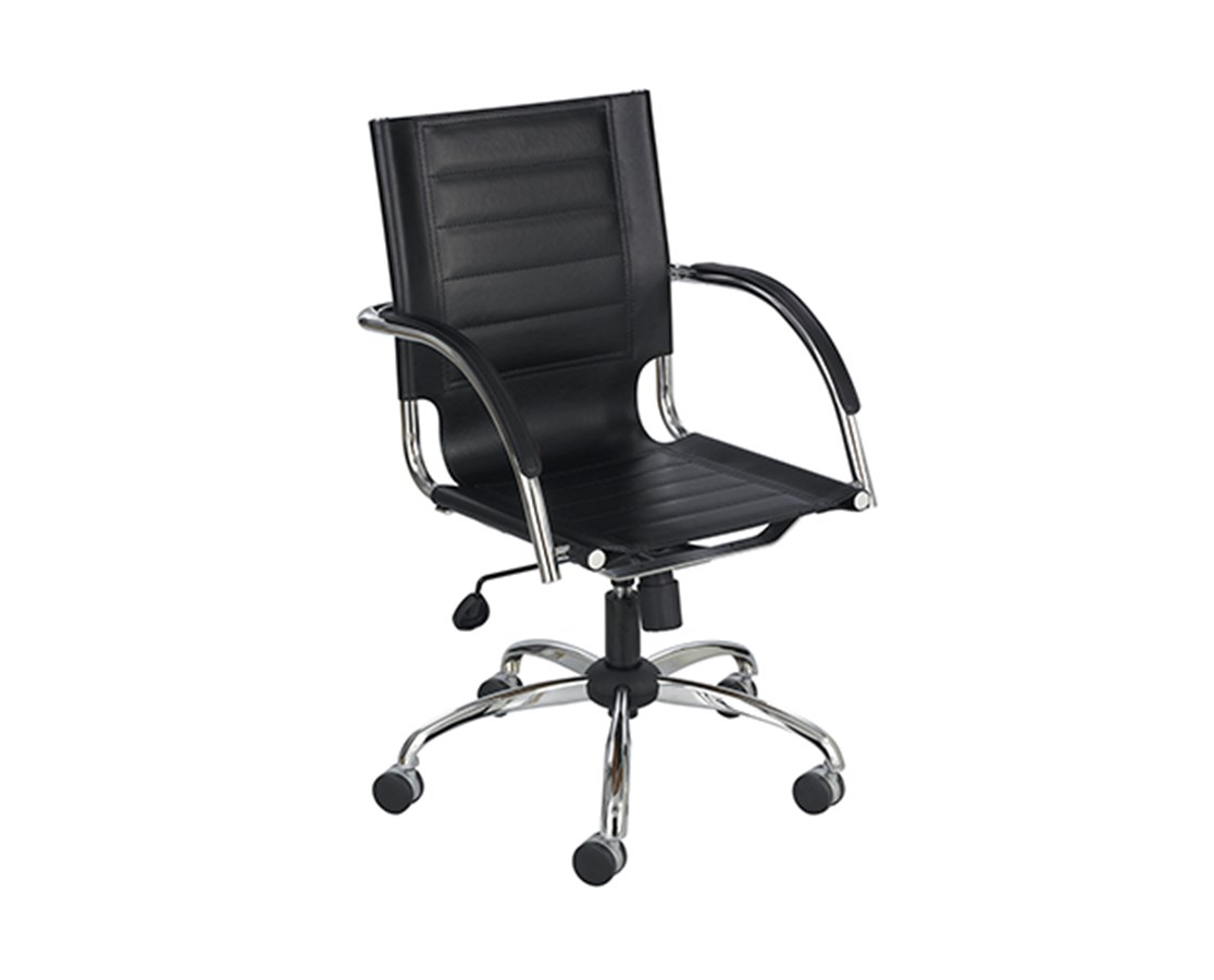 Safco Flaunt Managers Office Chair 3456BL