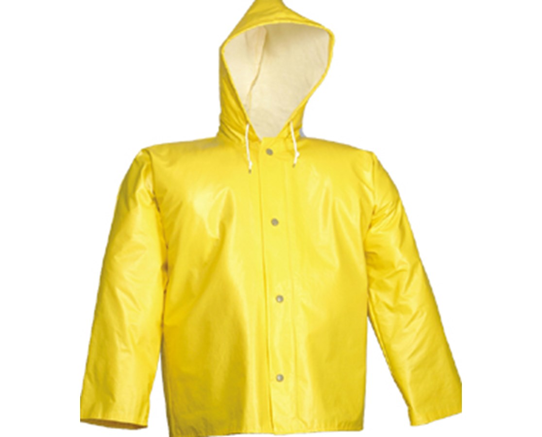 Yellow Jacket - Storm Fly Front - Attached Hood TINJ32107