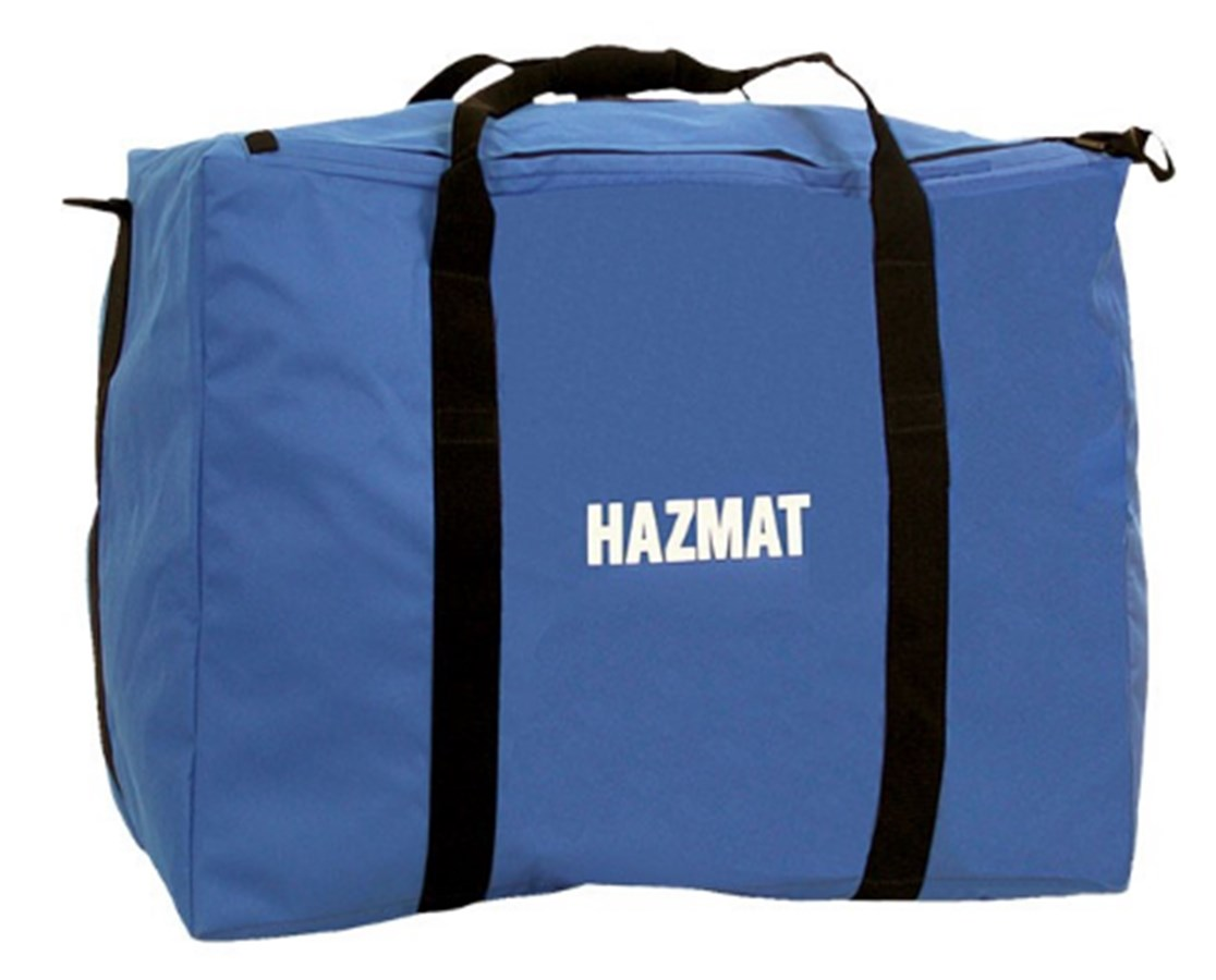 Seco Blue HazMat Gear Bag SEC8800-01-BLU