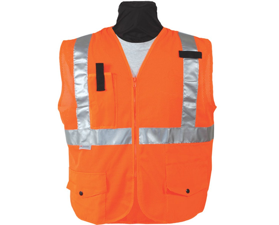 Seco 8290-Series Class 2 Economy Safety Vest SECO8290