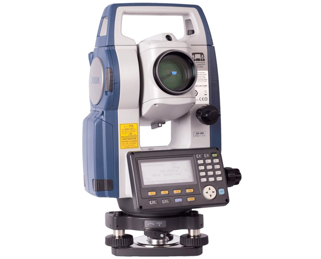 Sokkia CX Series Reflectorless Total Station 2140342E0
