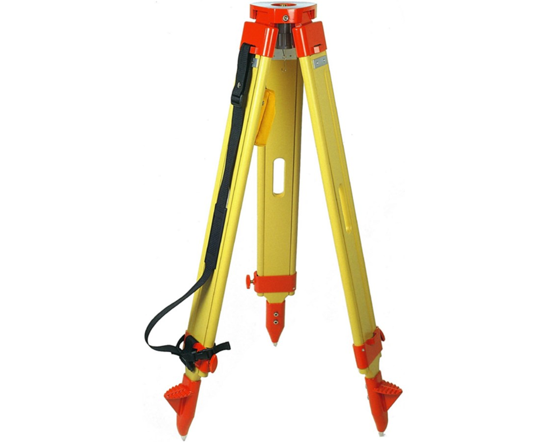 Spectra Heavy Duty Wood Tripod for DG511 and DG711 Pipe Laser SPE1161