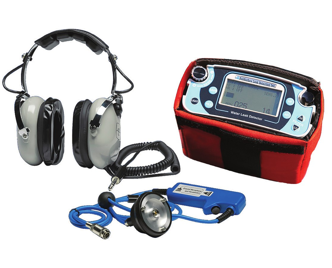 SubSurface Instruments LD-18 Digital Water Leak Detector SUBLD-18