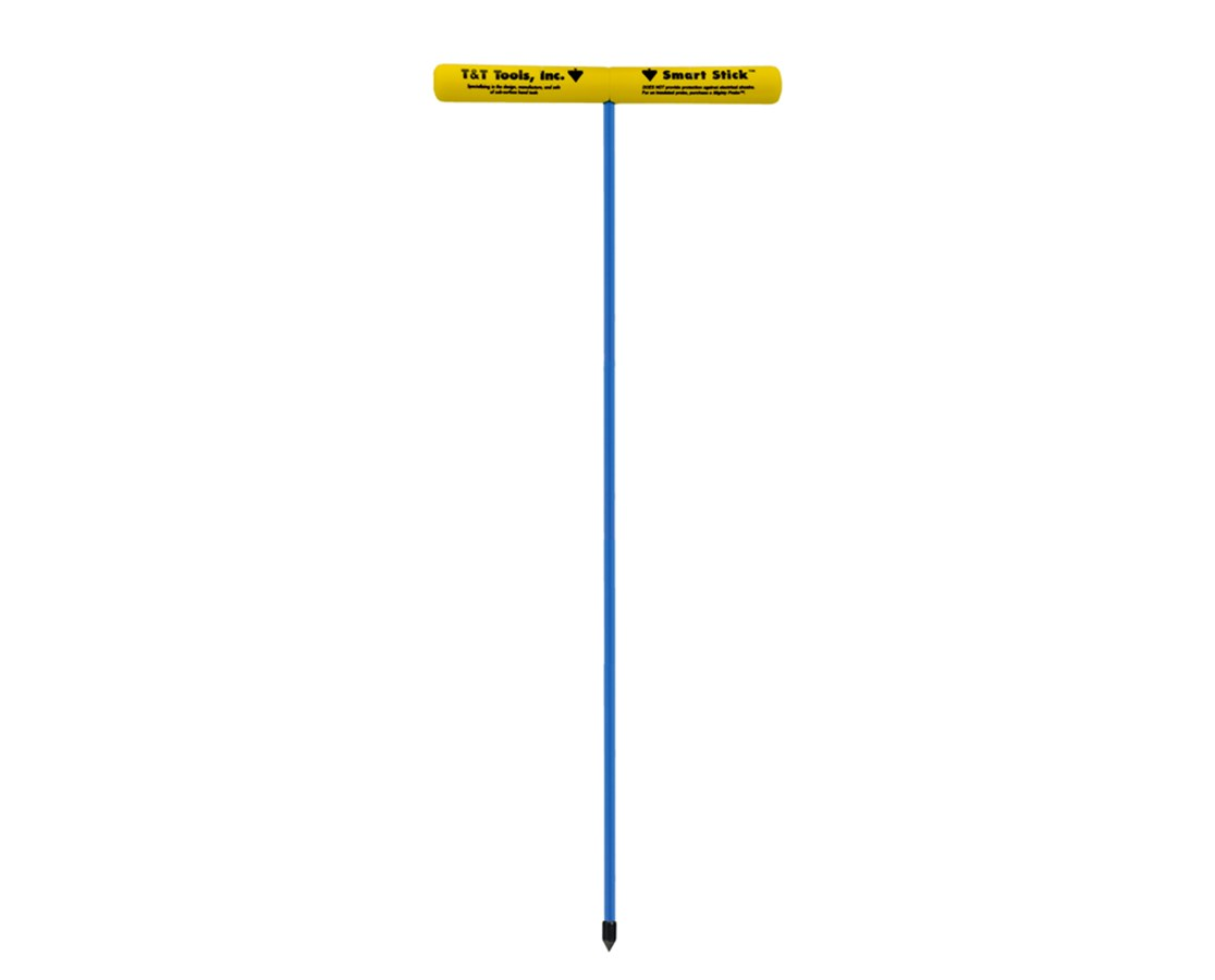 T&T Smart Stick Standard Soil Probe with 3/8-Inch Round Rod T&TTPA36-
