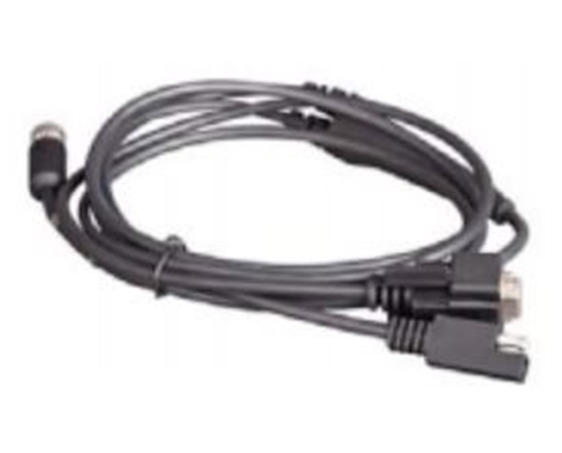 Topcon Hiper SR Receiver to Power (SAE) & Serial (RS-232) Cable TOP1000182-01