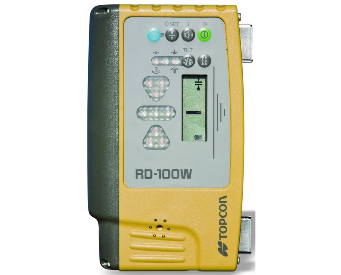 Topcon RD-100W Wireless Remote Display TOP312671121
