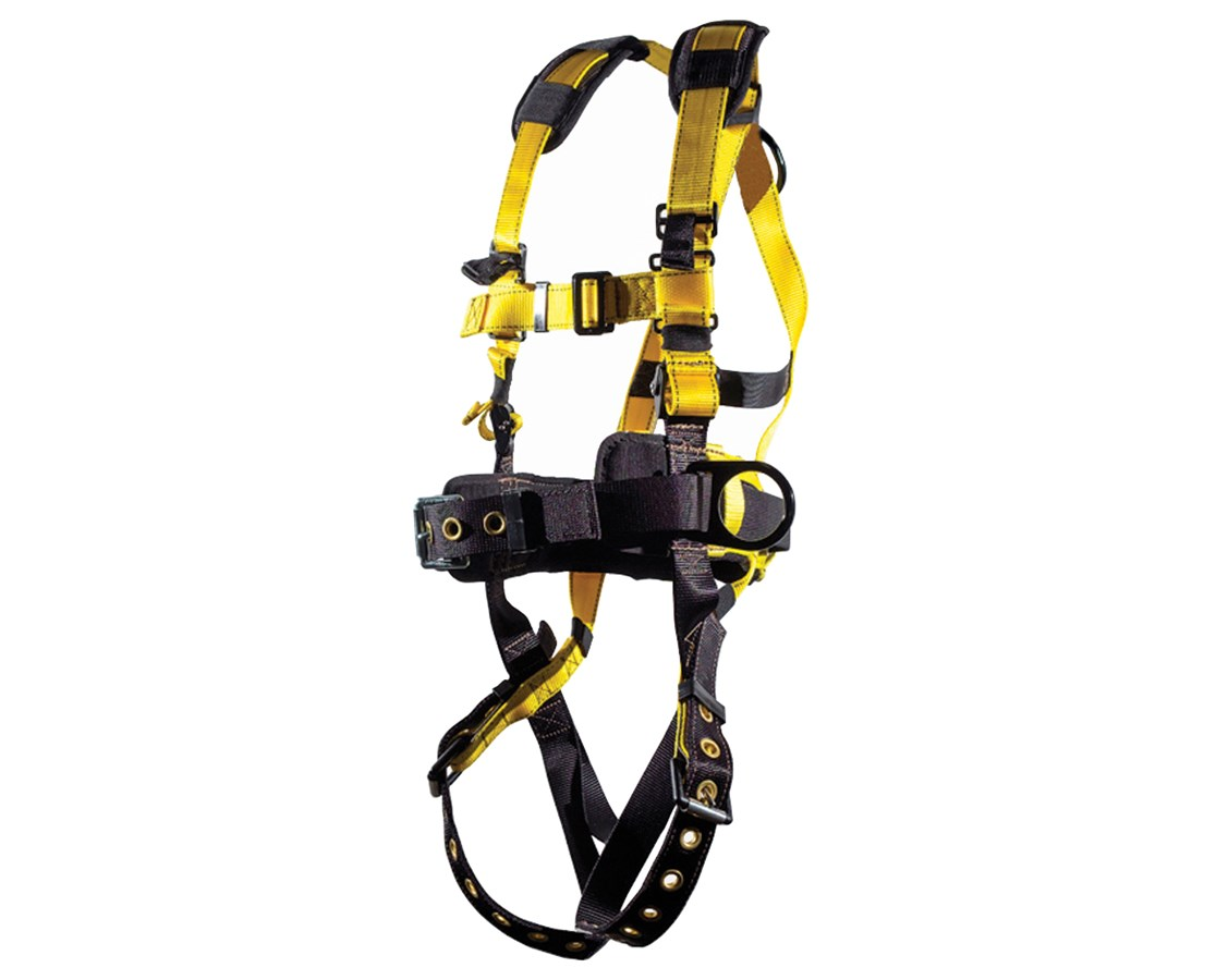 Ultra-Safe Alumisafe Ironworker's Harness ULT98396B