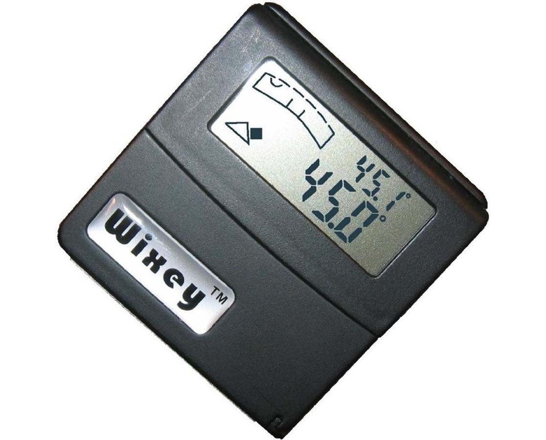 Wixey WR365 Digital Angle Gauge with Level WIXWR365