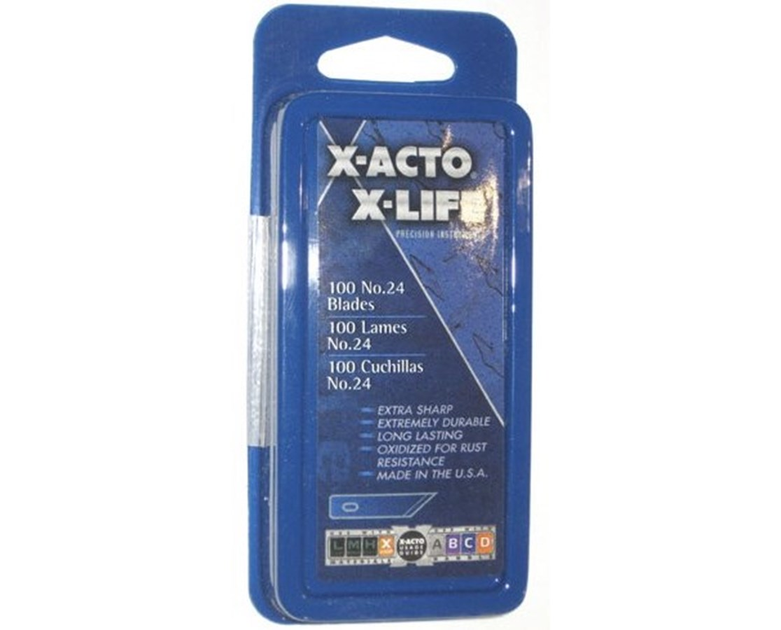 #24 KNIFE BLADE 5/CARD XR-2240