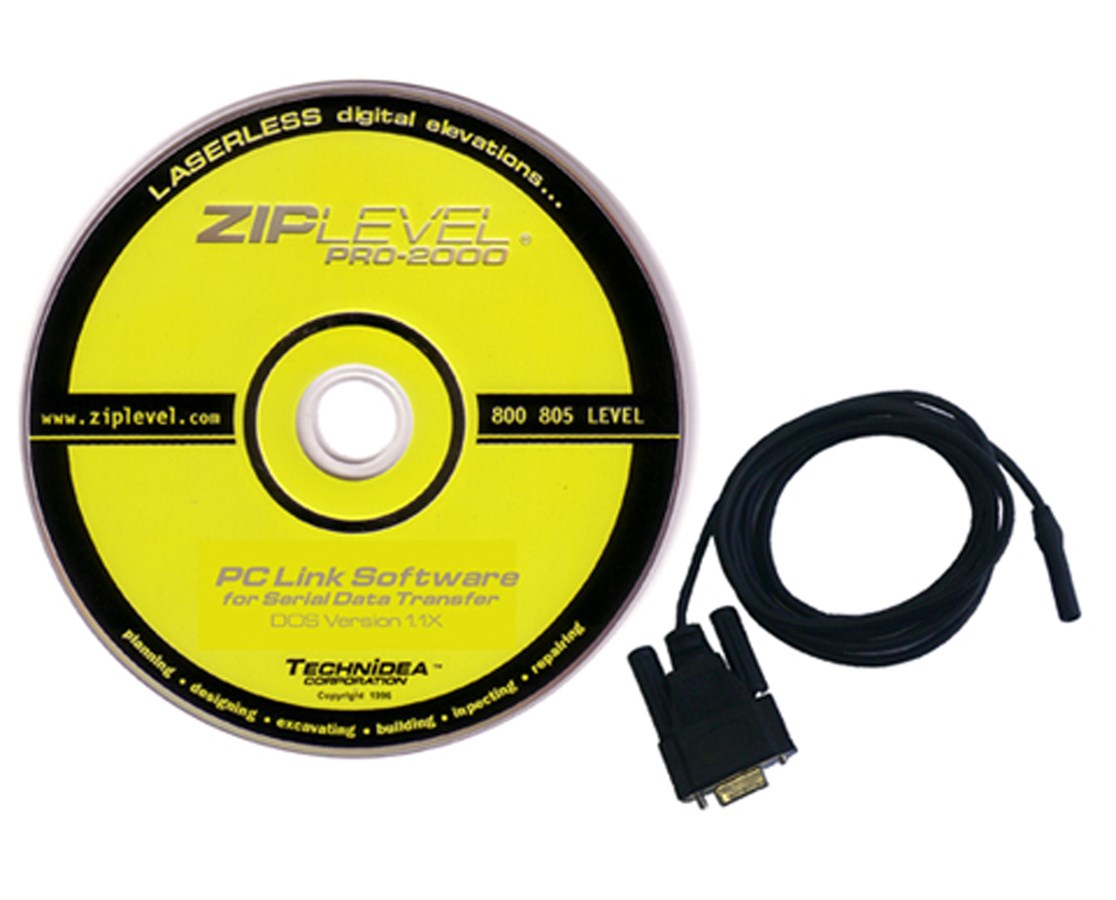 ZipLevel PC Serial Link  ZIPZLP-PCL