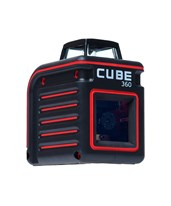 AdirPro Cube 360 Degree Horizontal Cross Line Laser 790-36