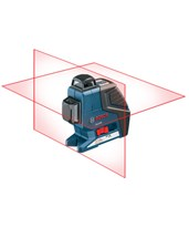 Bosch GLL2-80  Dual Plane Leveling and Alignment Laser GLL2-80