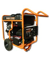 Generac GP15000E Portable Generator Electric Start 5734