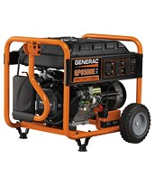 Generac GP6500E Portable Generator Electric Start 5941