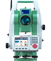 Leica Flexline TS09 Plus 5 Second Reflectorless Total Station with Bluetooth 796970