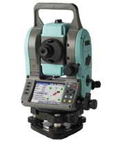 Nikon Nivo 2C 2 Second Reflectorless Total Station Optical Plummet & Endless Tangent HNA30230