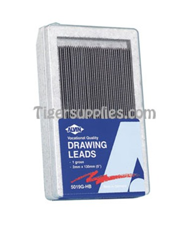 2mm DRAWING LEADS, 144/pk 5019G-F