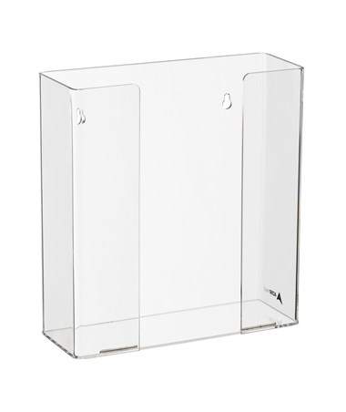 AdirMed Acrylic Glove Dispenser, Double Box